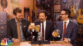 Will It Tea? with Jimmy Fallon, Rhett & Link (Good Mythical Morning) thumbnail