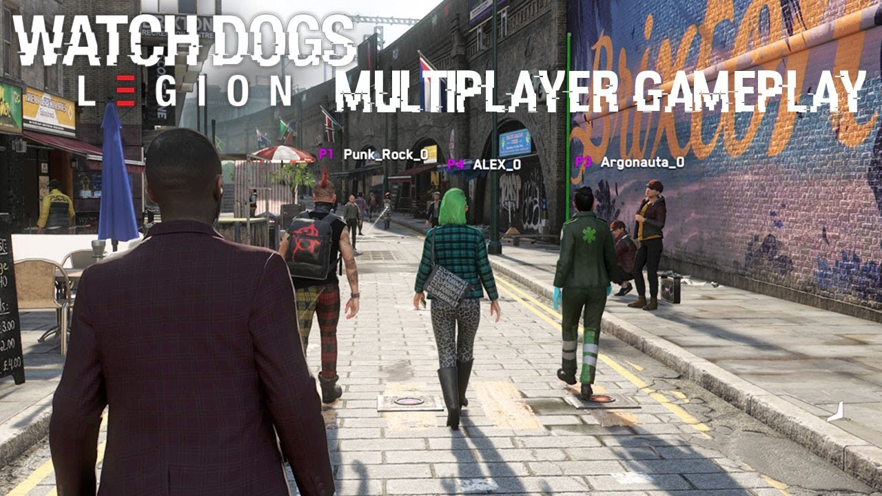 When Watch Dogs Legion Is Getting Multiplayer (& What It Is)