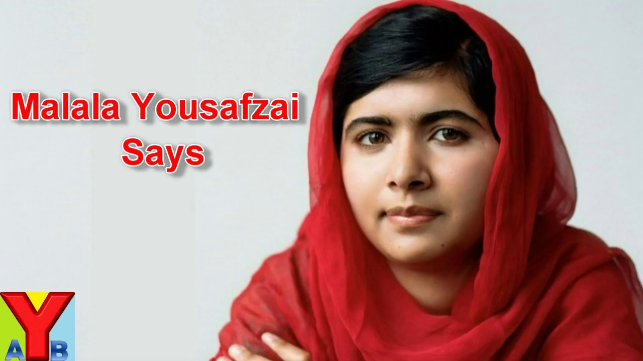 Quotes From I Am Malala Malala Yousafzai  I Am Malala  2014 Nobel Peace Prize  Malala