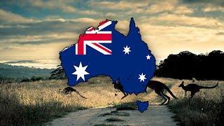 Blank Map Of Australia - Timelapse
