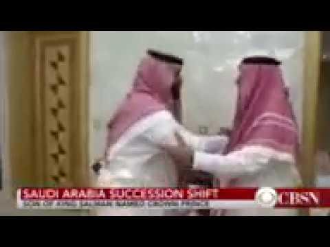 Saudi Arabian prince converts to christianity.