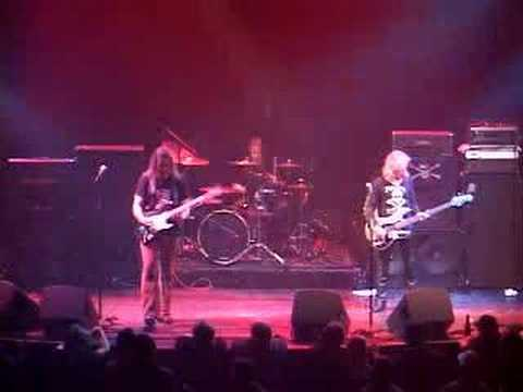 Blue Cheer @ the Granada Theater in Dallas Tx 3-11-08