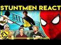 Stuntmen React To Bad & Great Hollywood Stunts 9