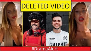 Jake Paul (DELETED VIDEO ) Nadeshot calls out Dr Disrespect! #DramaAlert Steve-O is a LEGEND!