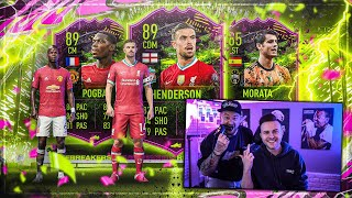 FIFA 21: Rule Breakers 2 Pack Opening + WL 🔥 DUAL Stream mit DerKeller
