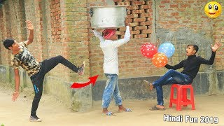 Indian New funny Video😄-😅Hindi Comedy Videos 2019-Episode-84--Indian Fun || ME Tv