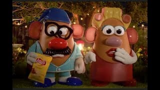 Mr potato head commercials compilation . you can watch all in one video. mr. is an american toy consisting of a plasti...