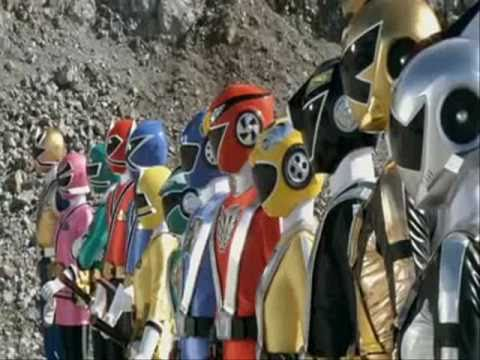 power rangers samurai meet rpm