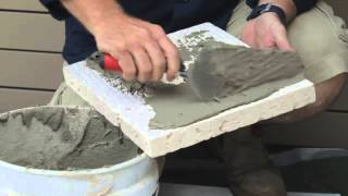 How to build your own feature wall using Eldorado® Stone