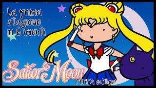 Sailor Moon - La 1° stagione in 6 minuti ♦ Fuffa Edition ♦