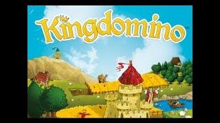 Kingdomino - társasjáték bemutató