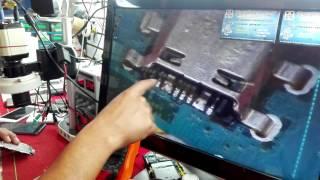Como reparar sistema de carga de Samsung Galaxy CORE
