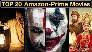 Top 20 Best Amazon Prime Movies In Hindi | Deeksha Sharma