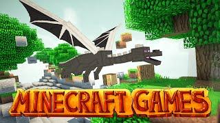 MINECRAFT GAMES - TRAILER (Sky Minigames)