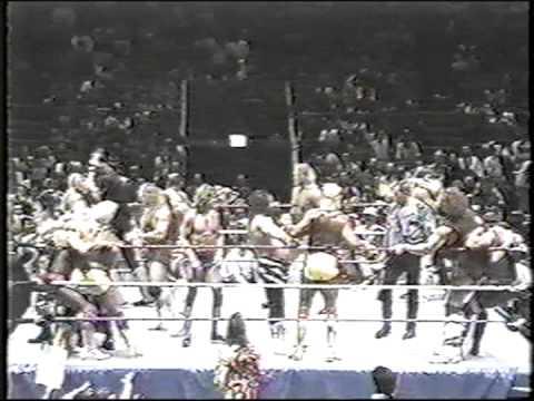 WWF - 20 Man Battle Royal - February 23, 1992 @ MSG