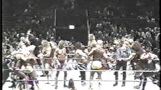 WWF - 20 Man Battle Royal - February 23, 1992 @ MSG