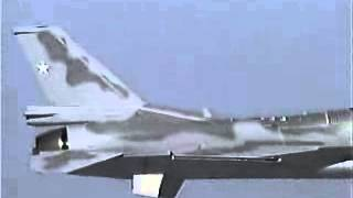 Maiden Flight F-16 Peace Puma