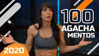 Desafio dos 100 agachamentos por dia! - Carol Borba