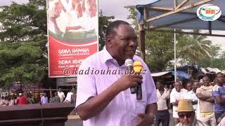 Aggrey mwanri -Tabia zetu tuziweke kando