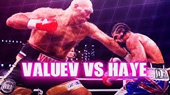Nikolay Valuev vs David Haye (Highlights)