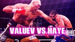 Nikolay Valuev vs David Haye (Highlights)