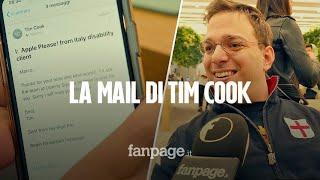 Vuole un iPhone 11 ma non ha la carta di credito: Tim Cook risponde alla mail di un ragazzo disabile