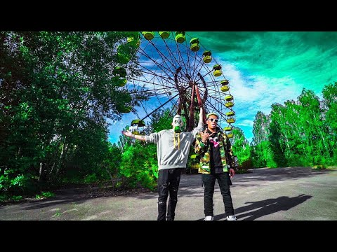 EXPLORING AN ABANDONED GHOST TOWN (Chernobyl)