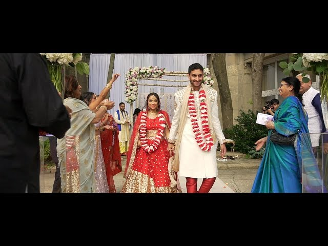 Rahul + Rashmi | 2019 Hindu Same Day Edit Wedding Video from Toronto Liberty Grand