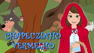 Chapeuzinho vermelho - historia completa em  Português thumbnail