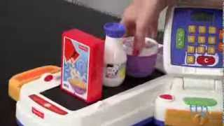 Servin' Surprises Cash Register from Fisher-Price