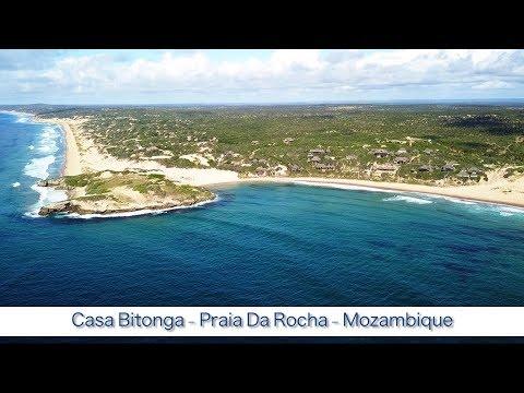 Visit Mozambique | Casa Bitonga Accommodation Praia Da Rocha