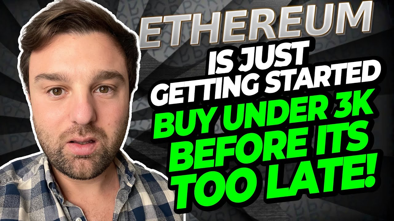 {BREAKING!!} THE ETHEREUM PRICE IS [PUMPING!!] ETH PRICE PREDICTION BEYOND $3K! // ETHEREUM TRADE!