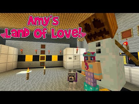 Amy's Land Of Love! Ep.175 I BLEW UP MITTENS! | Amy Lee33