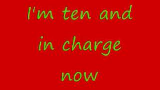 Fairly Odd Parents Ten And In Charge Lyrics