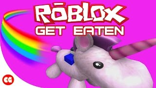 NU STA JE TE KIJKEN HE! Get Eaten ? Roblox