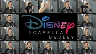 Disney Acapella Medley - I'll Make A Man Out Of You, Go The Distance, Out There and MORE!