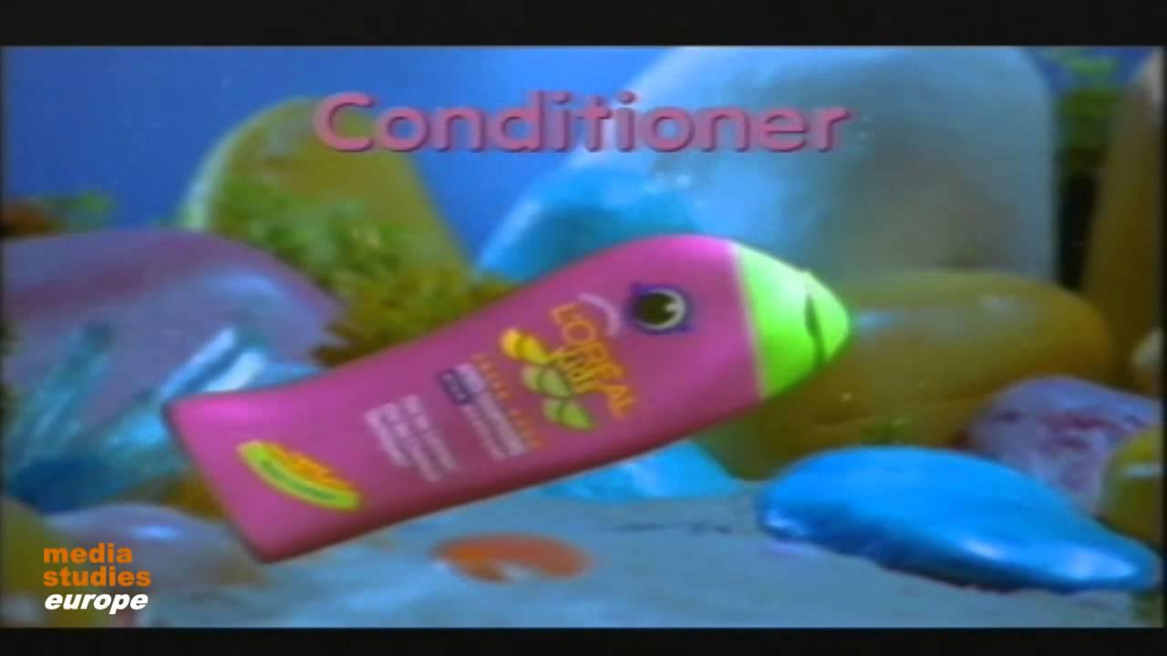 L Oreal Kids Shampoo Tear Free Youtube