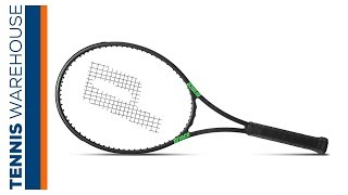 Prince Phantom Pro 100P Racquet Review