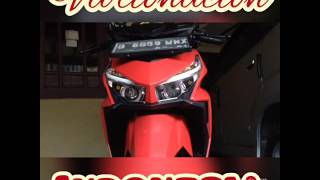 Vario 150 with projie and drl fleksibel