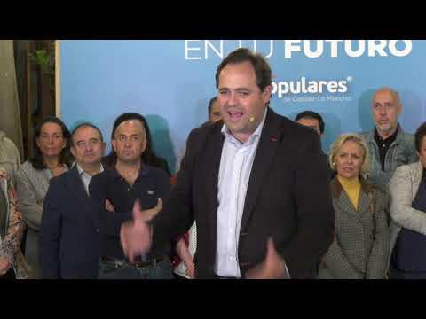 Inicio de campaña elecciones 26M