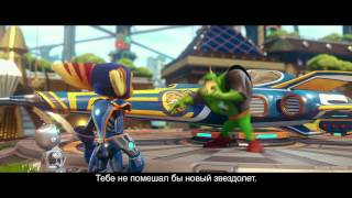 Ratchet & Clank Trailer (PS4)