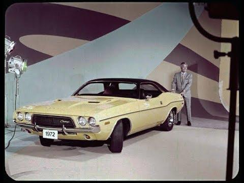 1972 Dodge Challenger Dealer Promo Film