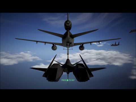 Ace Combat 7 - FAEB-ing the fleet |