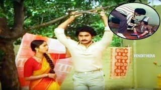 Suman And Bhanu Chander Super Hit Movie Tarangini Part - 5   Telugu Movie Parts   Vendithera