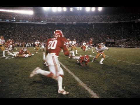 Classical Tailback - Billy Sims Oklahoma Highlights