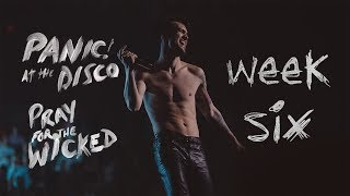 Panic! At The Disco - Pray For The Wicked Tour (Week 6 Recap) Video