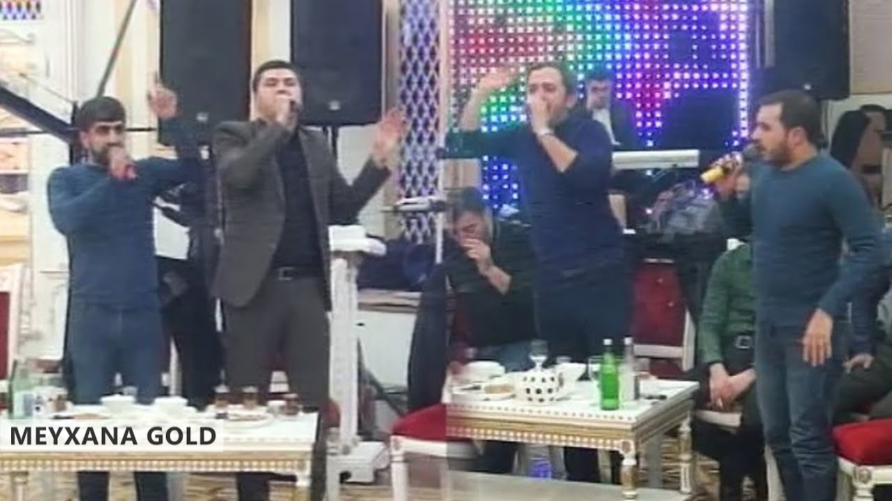 ÇAĞIRMIŞAM SƏNİ (Orxan, Perviz, Ruslan, Cahangest) Meyxana 2018