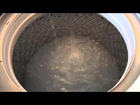 LG Top Load Washing Machine Tub Clean Cycle