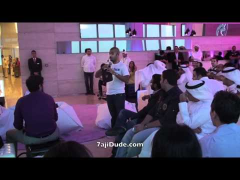 Zain Social Media Day at Al Hamra Tower
