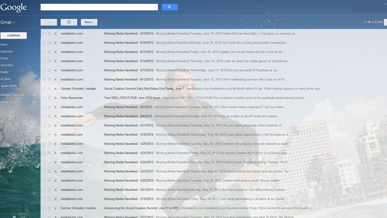 Gmail theme font - How To Change Gmail Theme
